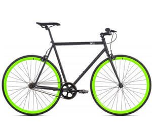 Fixie 6KU Bikes Reviews-Fixie Bike 6KU Paul