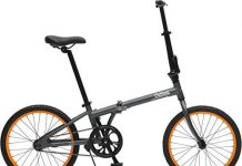 Critical Cycles Judd Folding Bike Single-Speed with Coaster Brake