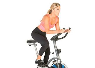 ProGear 100S Exercise BikeIndoor Training Cycle