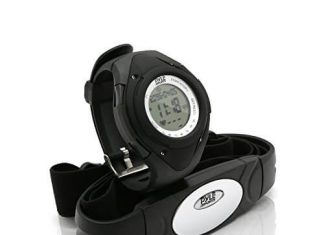 Pyle Fitness Tracker Sports Watch - Heart Rate Monitor PHRM34