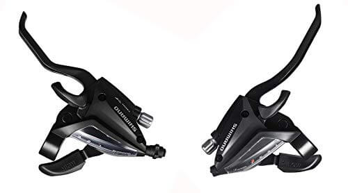 Shimano ST-EF51 ST-EF500 3x7 Speed Shifter MTB Bike Brake Lever Combo