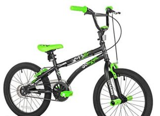 X Games FS-18 BMXFreestyle Bicycle, 18-Inch
