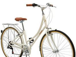 Critical Cycles Beaumont-7 Seven Speed Lady's Urban City Commuter Bike