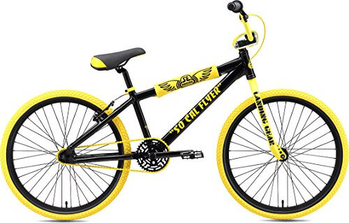 SE So Cal Flyer 24 BMX Bike - 2018