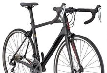Schwinn Fastback Carbon Road Bike, Matte Black