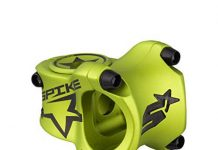 Spank Spike Race 35mm Bike Stems & Parts, Green
