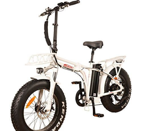Early Holiday Sale! DJ Folding Bike 750W 48V 13Ah Power Electric Bicycle