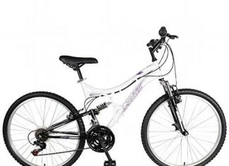 Mantis Orchid 26 Full Suspension Bicycle