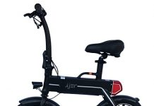 Mini Adult Electric Bike Bicycle Lightweight Compact Commuter no pedals
