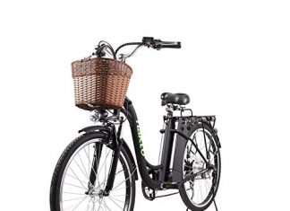"NAKTO Electric Bicycles 26""/20"" Electric Bikes for Adult Ebikes"