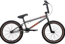 Framed Witness BMX Bike Mens