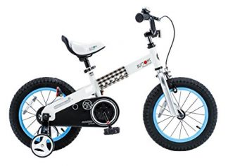 RoyalBaby Honey and Buttons Kids Bike, 12-14-16-18 inch Wheels, Gift for Boys and Girls