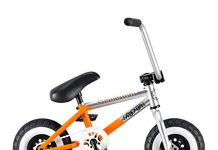 Rocker BMX Mini BMX Bike iROK+ Chromium RKR