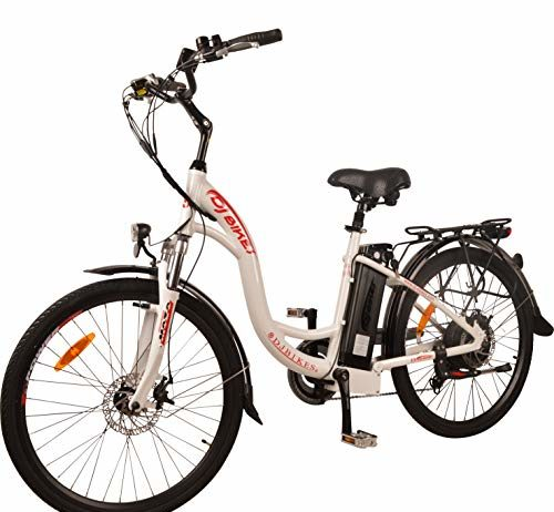 DJ City Bike 750W 48V 13Ah Step-Thru Power Electric Bicycle