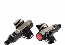 Look S-Track clipless pedals race black
