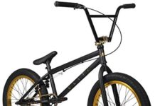 "Elite 20"" & 18"" BMX Bicycle Destro Model Freestyle Bike - 4 Piece Cr-MO Handlebar"