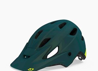 Giro Chronicle MIPS Adult Mountain Cycling Helmet - Large (59-63 cm), Matte True Spruce (2020)