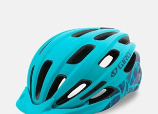 Giro Vasona MIPS Womens Recreational Cycling Helmet - Universal Women's (50-57 cm), Matte Glacier (2020)