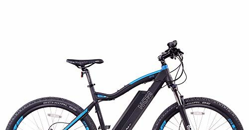 Moscow Plus Electric Mountain Bike 768 Wh 48V/16AH Matte Black 29""