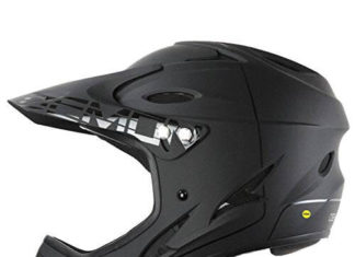 DEMON UNITED Podium Full Face Mountain Bike Helmet wMIPS Brain Protection System