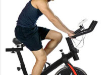 Indoor Exercise Bike Spinning Cycling Bike Stationary