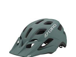 Giro Verce MIPS Womens Dirt Bike Helmet - Matte Grey Green (2021) - Universal Women's (50-57 cm)
