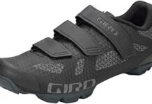 Giro Ranger Men's Mountain Cycling Shoe - Black (2021) - Size 44
