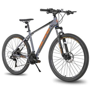 Hiland 27.5 Inch Mountain Bike 27-Speed MTB Bicycle for Man with
